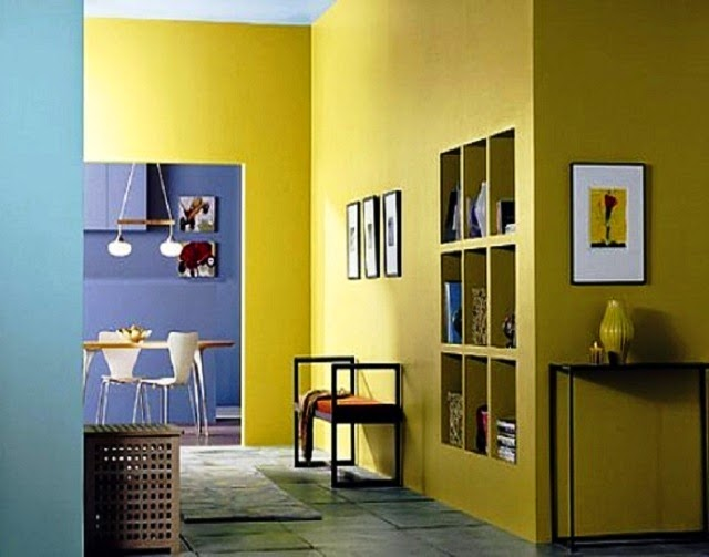 Wall painting colors ideas for Average cost of a mural