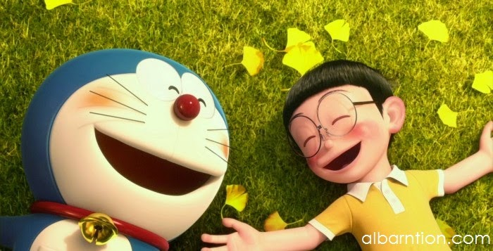 Film Doraemon terbaru stand by me