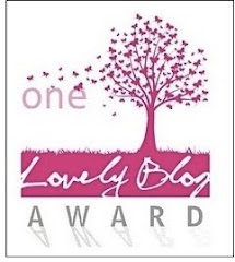 Premio Lovely Blog Award