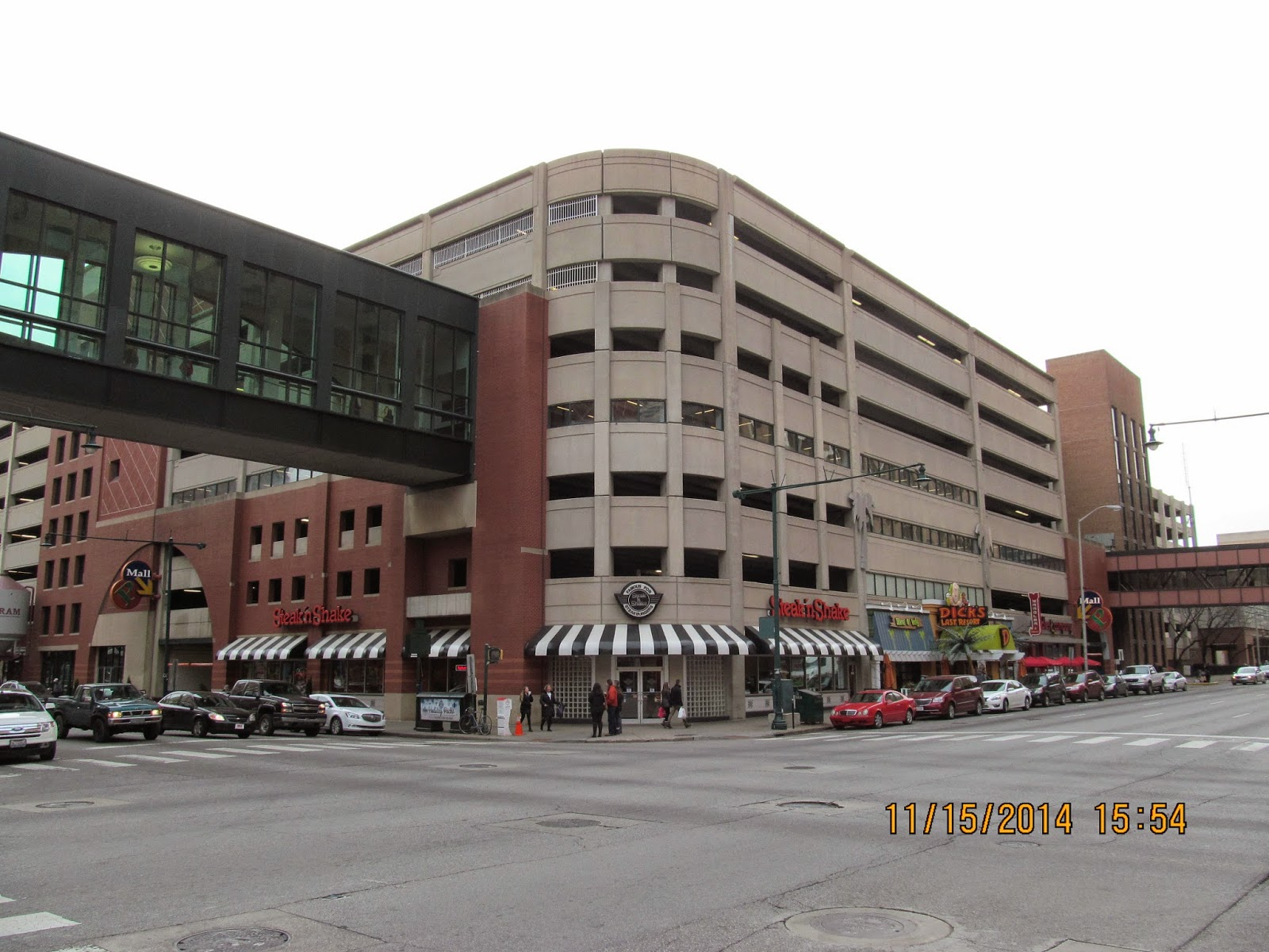 Circle Centre Mall- (Indianapolis, IN)