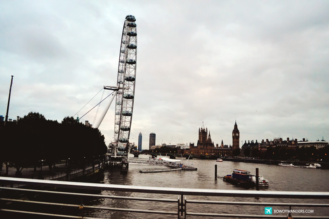 Walking In and Around London, England