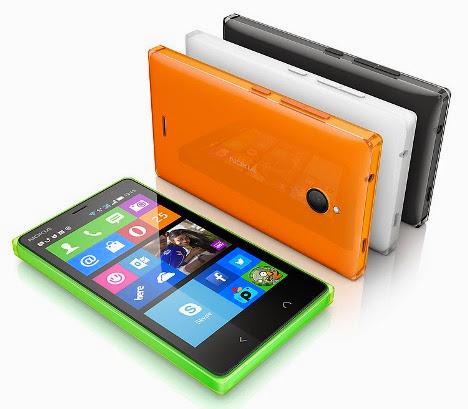 Nokia X2 Android harga spesifikasi