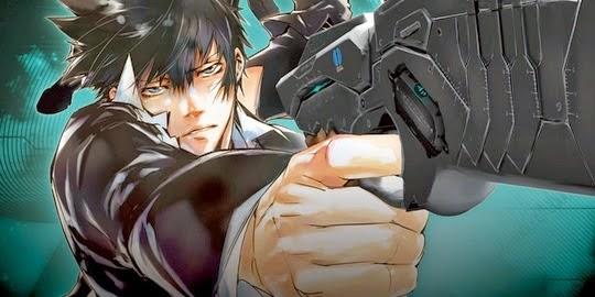 Psycho-Pass : Kanshikan Kôgami Shinya, Midori Gotô, Natsuo Sai, Comic Blade, Manga, Actu Manga,