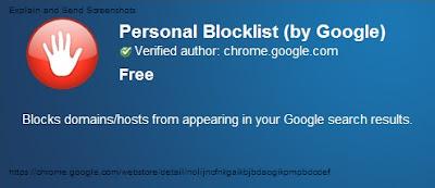 personal-blocklist