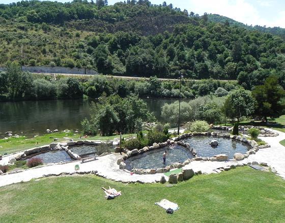 Diseno De Baños Termales:ME PASO EL DIA COMPRANDO: Ourense, destino turístico de moda