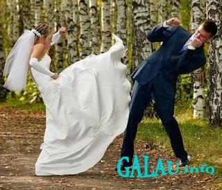 Kesalahan Yang Menyebabkan Suami-Istri Bercerai