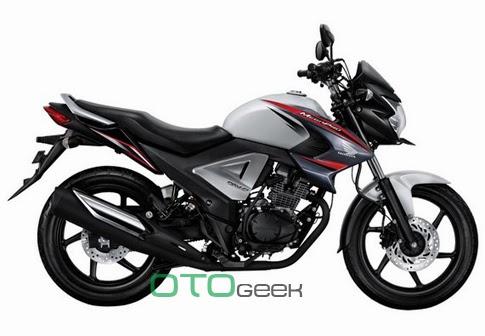 Harga Honda New MegaPro Fi