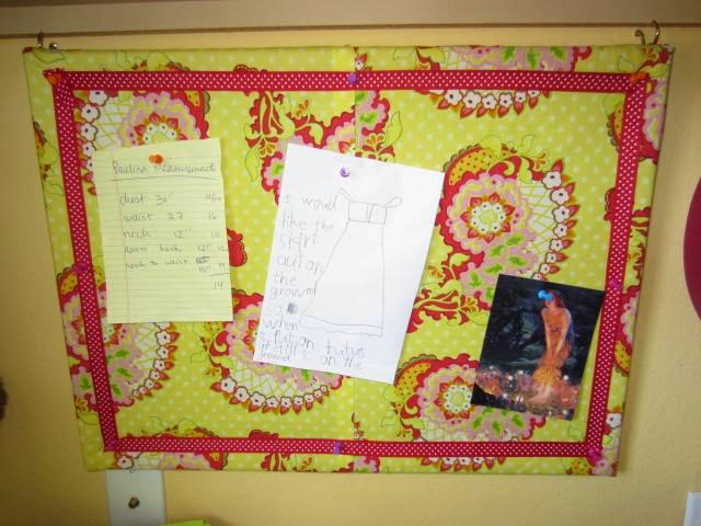 custom bulletin board