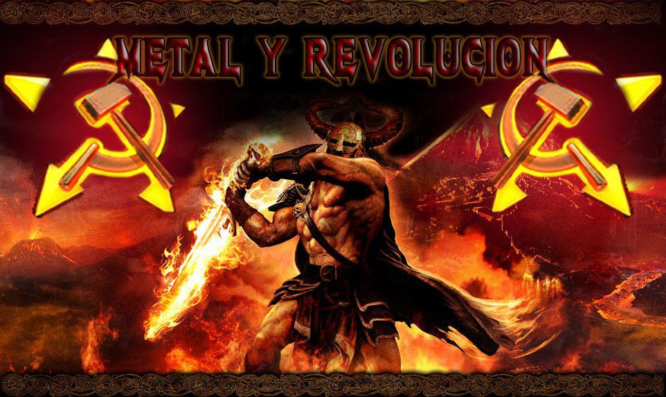 Metal y Revolucion