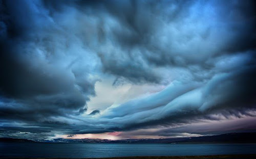 Kumpulan Gambar Langit Biru Lengkap