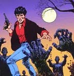 Pupottina y Dylan Dog