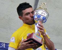 Edwin Becerra es el Campeón