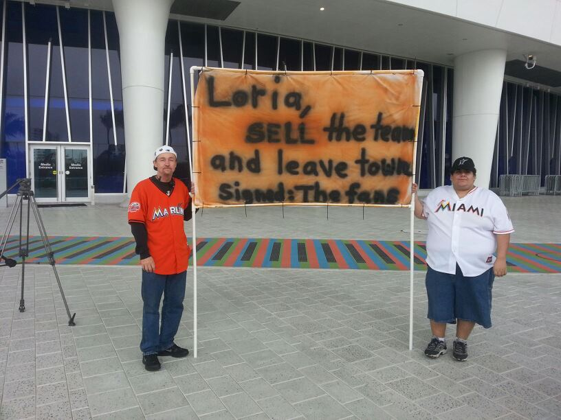 Occupy the Marlins!