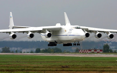 pesawat kargo terbesar di dunia