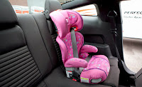 Ford Mustang for babies