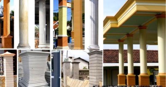 pilar rumah minimalis design rumah minimalis
