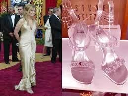 Stuart Weitzman Sepatu Cinderella