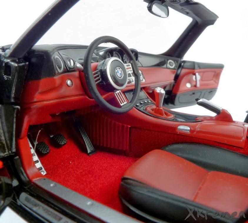 Bmw Z8 Model Car: Diecast Hobby: Autoart BMW Z8 1:18