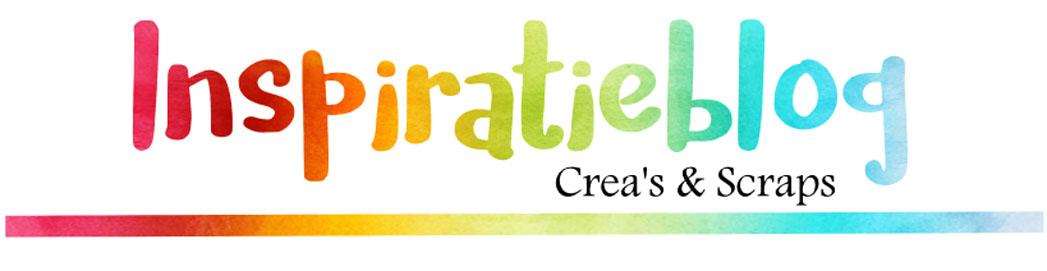 Crea's & Scraps Inspiratieblog