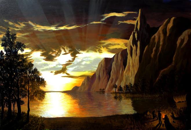 .Gilded Light.