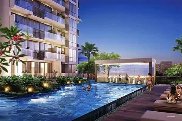 Midtown @ Hougang Pool