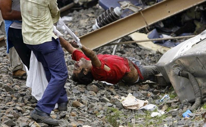 rail accident in india essay