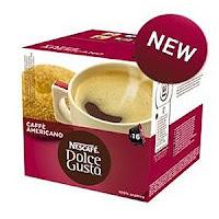 Nescafé Dolce Gusto Krups Americano Coffee