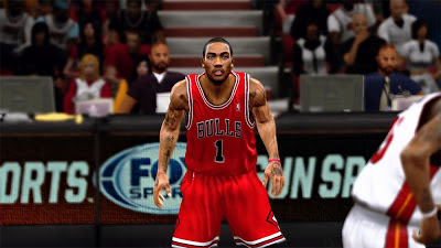 NBA 2K13 Bulls vs Heat Playoffs Game 1 2 3 4 5 6 7