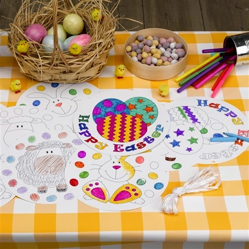 Easter Party Bunting