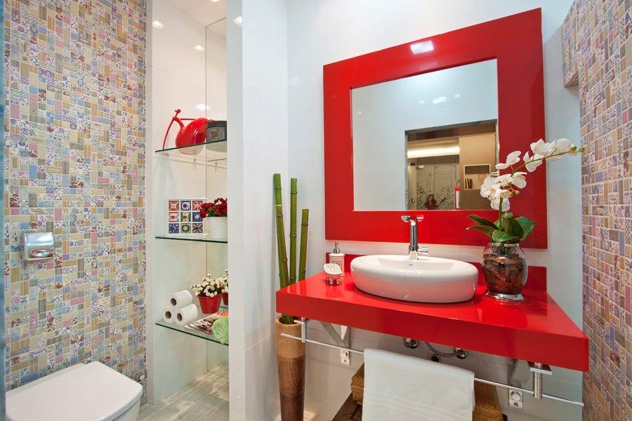 Blog da Roca Imóveis Revestir os 5 melhores lançamentos para pisos e paredes -> Decoracao De Banheiro Com Ladrilho Hidraulico