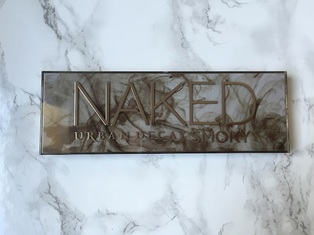 Naked Smokey Palette