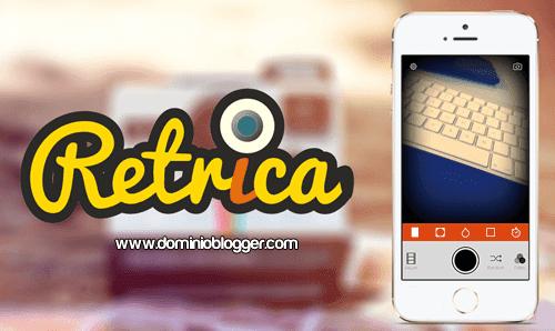 Transforma tus fotos con los filtros y efectos de Retrica