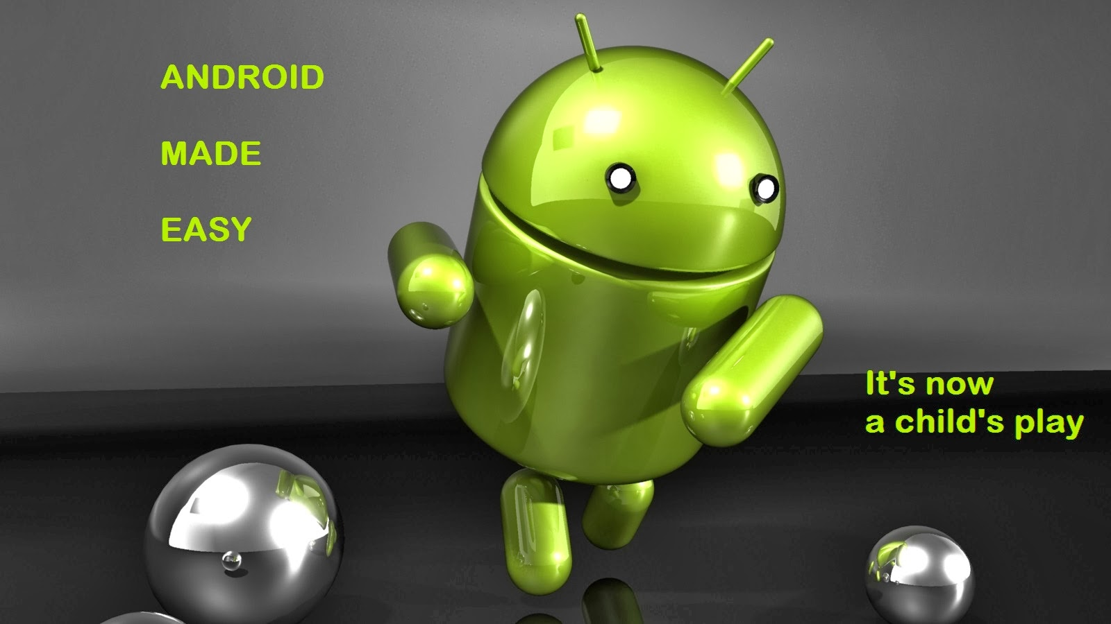 Learning Android Easy