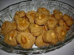 Biskut Kacang Mazola