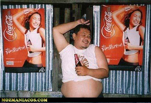 Publicidade da Coca Cola