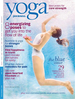 Yoga Journal – May 2011