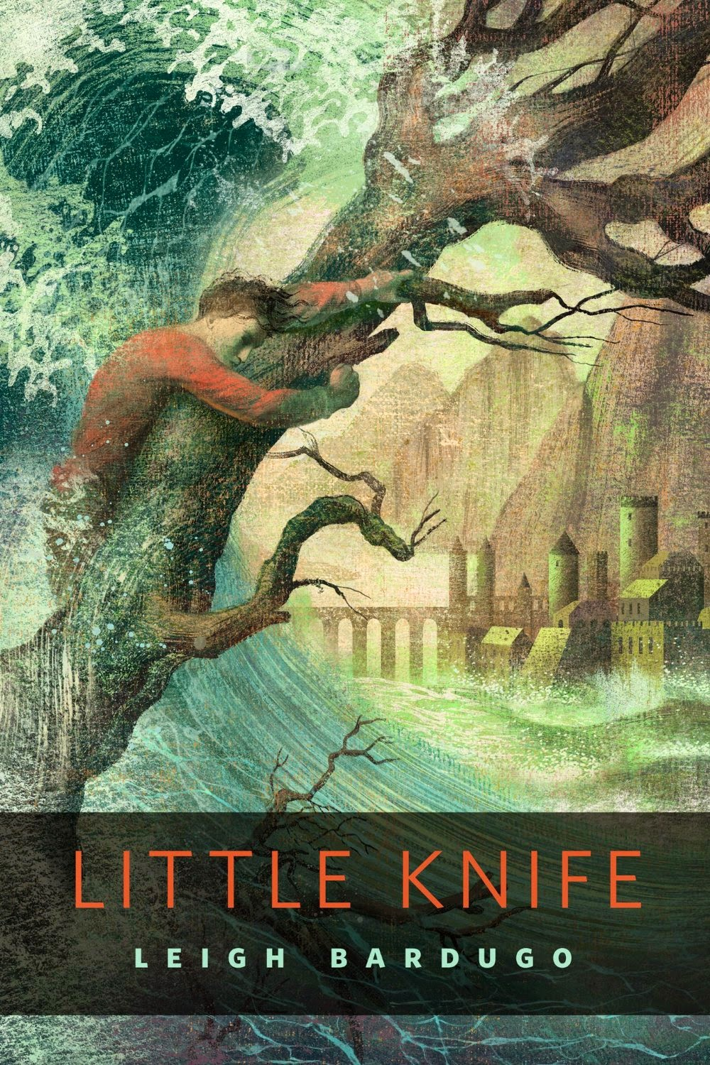 little knife short story novella by leigh bardugo the grisha series trilogy fantasy ya young adult ravkan folk tale retellings cover large hd