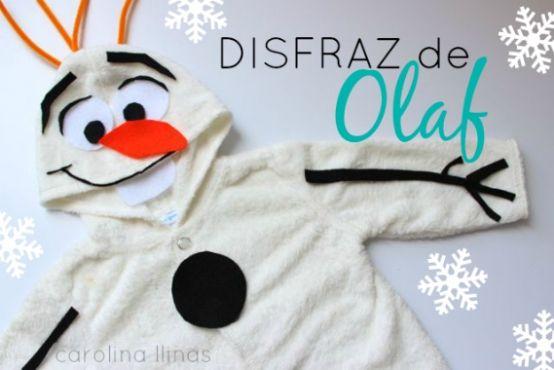 Disfraz Olaf Frozen