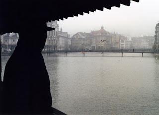 Fred Taylor,  Kapellbrücke, Luzern