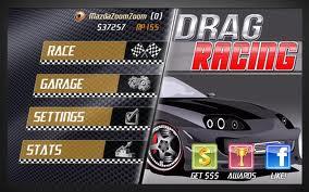 تحميل لعبة drag racing للاندرويد