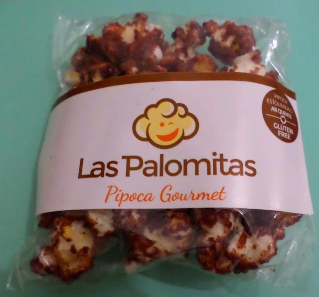 Las Palomitas Pipoca Gourmet