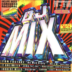 Ken Laszlo Various Tonight Hey Hey Guy More Mix Than Ever Mas Mix Que Nunca