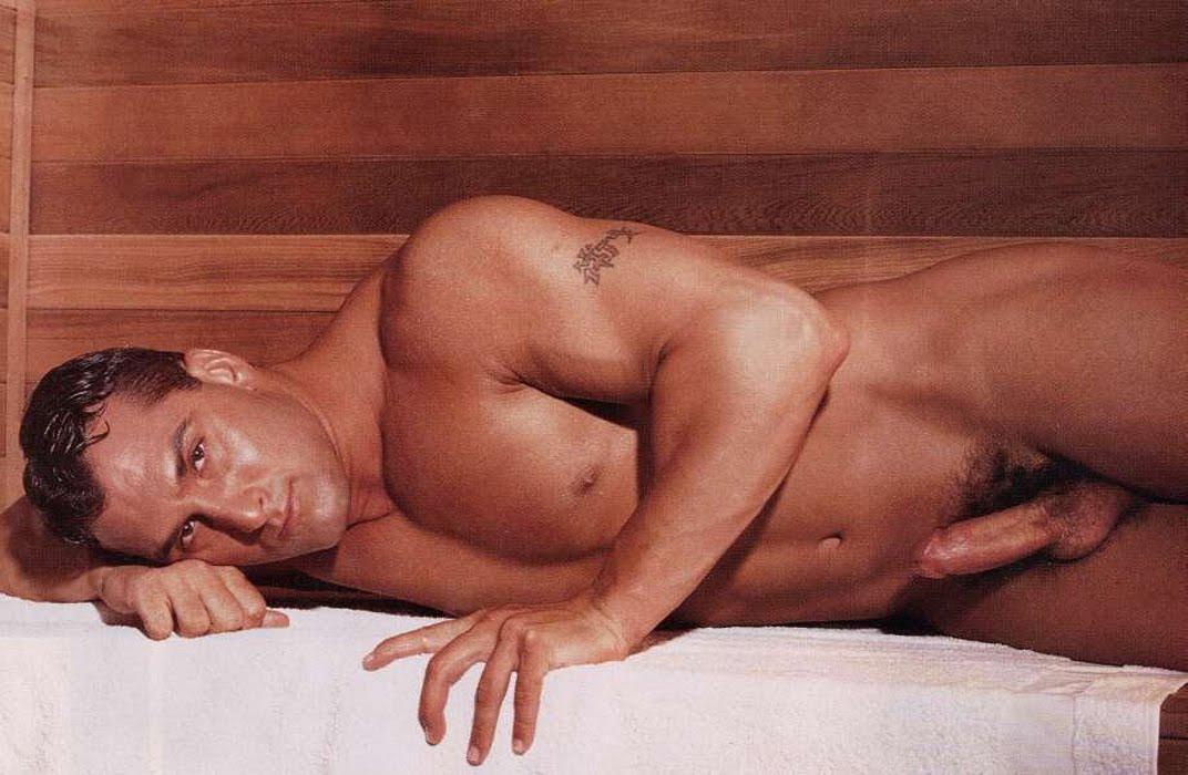 John Antorino Nude Model