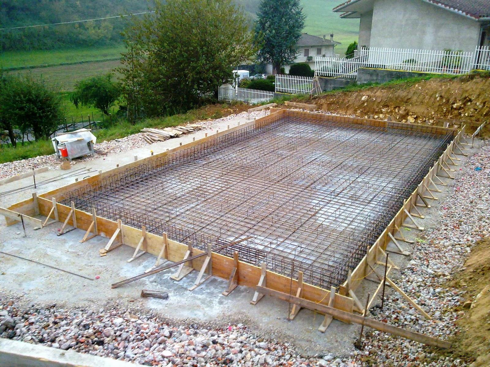 Plan up architettura design le fondazioni for Fondazioni per case in legno