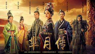 Nonton The Legend of Mi Yue 2015 sub indo