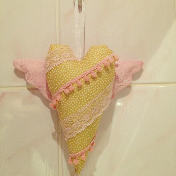 Craft and Decorate Blog - Tilda, handmade, door hanging, kapı süsü