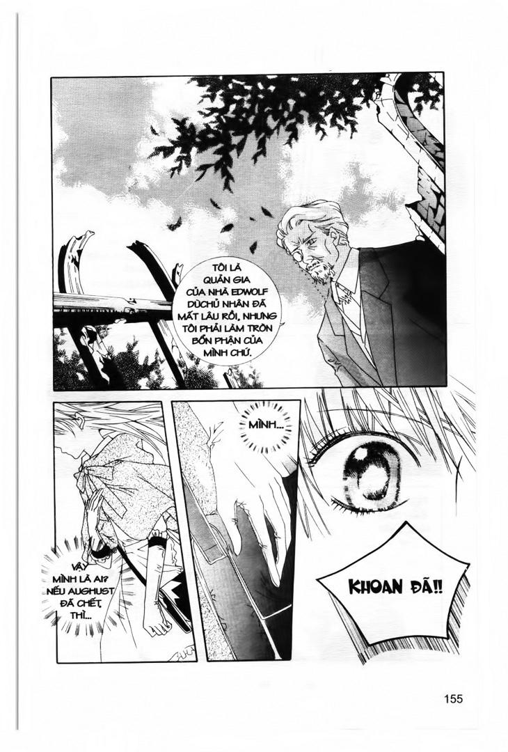A Kiss For My Prince - Nụ Hôn Hoàng Tử Chapter 10 - Trang 23