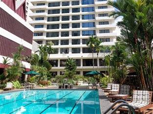 Hotel bintang 4 KL - Federal Hotel