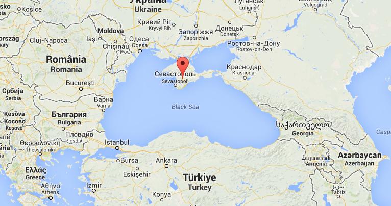 Elicotteri russi si stanno dirigendo in crimea