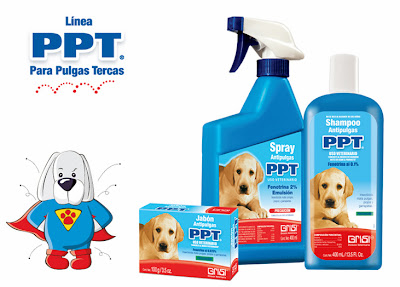 Spray Antipulgas PPT Perros y Gatos